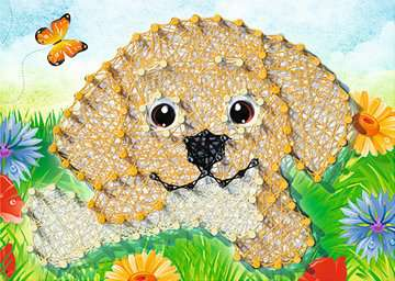 String it mini: Dog Loisirs créatifs;Création d objets - Image 5 - Ravensburger