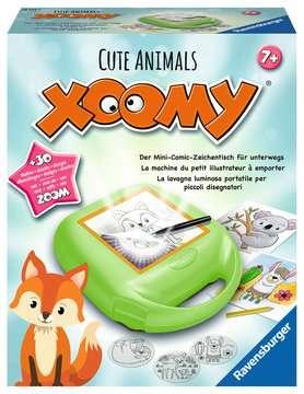 Xoomy midi cute animals Loisirs créatifs;Dessin - Image 1 - Ravensburger