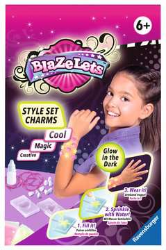 Blazelets Style Set Charms Glow in the Dark Hobby;Creatief - image 1 - Ravensburger