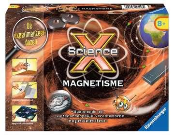 Science X® - Magnetisme Hobby;ScienceX® - image 1 - Ravensburger