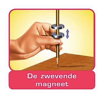 Science X® - Magnetisme Hobby;ScienceX® - image 5 - Ravensburger