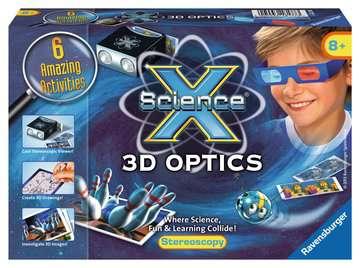 Science X®: 3D Optics Science Kits;ScienceX® - image 1 - Ravensburger