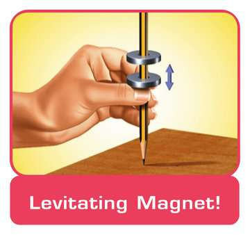 Science X®: Magnetic Magic Science Kits;ScienceX® - image 2 - Ravensburger