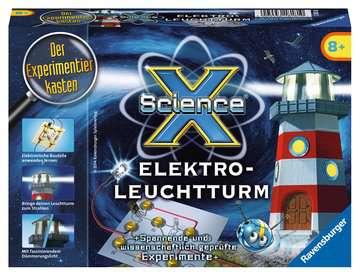 ScienceX Elektro-Leuchtturm Experimentieren;ScienceX® - Bild 1 - Ravensburger