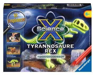 Mini-Tyrannosaure phosphorescent Jeux scientifiques;Préhistoire-Dinosaures - Image 1 - Ravensburger