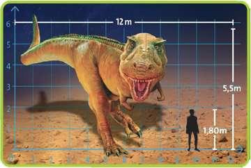 Mini-Tyrannosaure phosphorescent Jeux scientifiques;Préhistoire-Dinosaures - Image 4 - Ravensburger