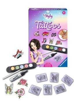 Tattoos Loisirs créatifs;SoStyly - Image 2 - Ravensburger