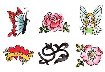 Tattoos Loisirs créatifs;SoStyly - Image 4 - Ravensburger