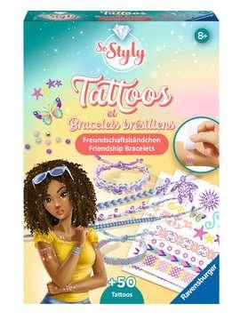 18320 Bastelsets Tattoos & Friends Bands - Cool Summer von Ravensburger 1