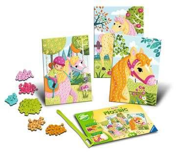Junior Mosaic Pony Creatività;Per i più piccoli - immagine 4 - Ravensburger