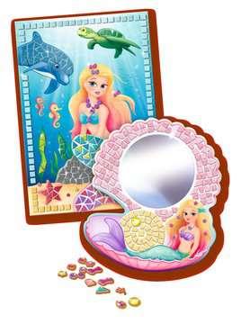 18348 Bastelsets Mosaic Mermaid von Ravensburger 2