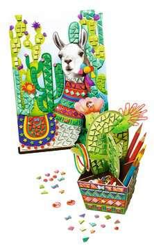 18351 Bastelsets Mosaic Midi: Cactus von Ravensburger 2