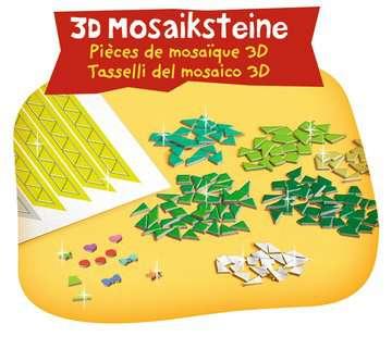 18351 Bastelsets Mosaic Midi: Cactus von Ravensburger 6