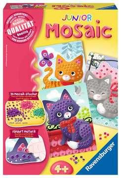 18353 Bastelsets Mosaic Junior: Cats von Ravensburger 1