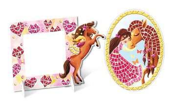 Mosaïque Horses Loisirs créatifs;Création d objets - Image 5 - Ravensburger