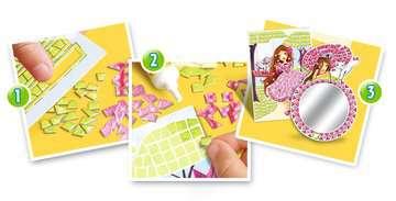 Mosaïque Princess Loisirs créatifs;Activités créatives - Image 5 - Ravensburger