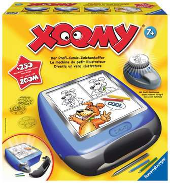 Xoomy® Malen und Basteln;Malsets - Bild 1 - Ravensburger