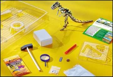 Woozle Goozle - Eine Reise durch die Urzeit Experimentieren;Woozle Goozle - Bild 2 - Ravensburger