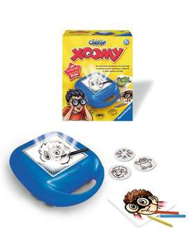 Xoomy® compact Cartoon Hobby;Xoomy® - image 2 - Ravensburger