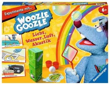 Woozle Goozle - Licht, Wasser, Luft, Akustik Experimentieren;Woozle Goozle - Bild 1 - Ravensburger