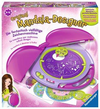 Mandala-Designer® Maschine Malen und Basteln;Malsets - Bild 1 - Ravensburger
