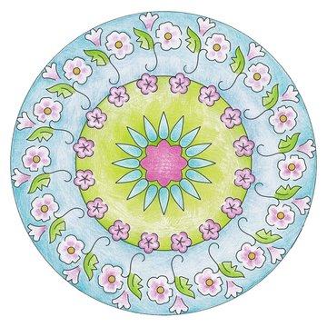 Mandala-Designer® Maschine Malen und Basteln;Malsets - Bild 18 - Ravensburger