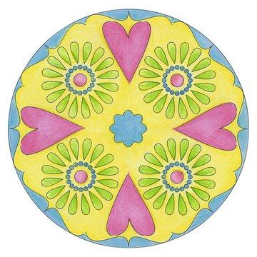 Mandala-Designer® Maschine Malen und Basteln;Malsets - Bild 19 - Ravensburger