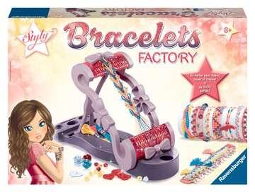 Bracelets factory Loisirs créatifs;Création d objets - Image 1 - Ravensburger