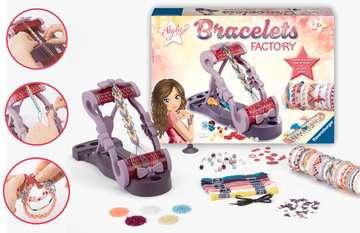 Bracelets factory Loisirs créatifs;Création d objets - Image 3 - Ravensburger