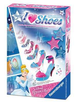 I Love Shoes Cenerentola Creatività;I love shoes - immagine 1 - Ravensburger