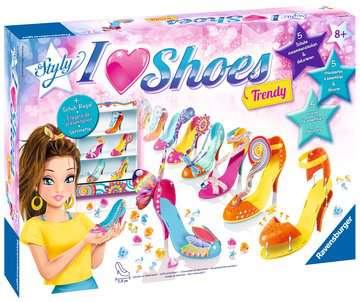 I love Shoes Trendy Creatività;I love shoes - immagine 1 - Ravensburger