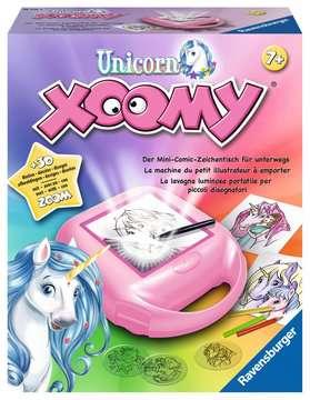 Xoomy® compact Unicorn Hobby;Xoomy® - image 1 - Ravensburger