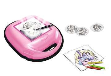 Xoomy® compact Unicorn Hobby;Xoomy® - image 3 - Ravensburger