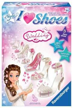 I Love Shoes Wedding Creatività;I love shoes - immagine 1 - Ravensburger