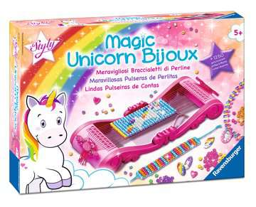 Magic Unicorn Bijoux Creatività;Creare la Moda - immagine 1 - Ravensburger