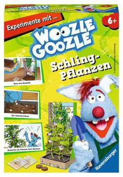 Woozle Goozle - Schlingpflanzen Experimentieren;Woozle Goozle - Bild 1 - Ravensburger