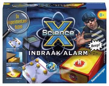 ScienceX®- Inbraakalarm Hobby;ScienceX® - image 1 - Ravensburger