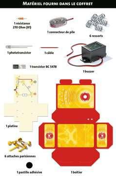 Alarme de bureau Jeux scientifiques;Physique - Image 2 - Ravensburger
