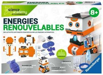 Energies renouvelables Jeux scientifiques;Physique - Image 1 - Ravensburger
