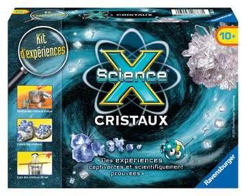 Mini-Cristaux Jeux scientifiques;Chimie - Image 1 - Ravensburger