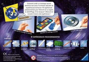 Mini-Messages et Codes secrets Jeux scientifiques;Technologie - Image 2 - Ravensburger