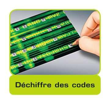 Mini-Messages et Codes secrets Jeux scientifiques;Technologie - Image 4 - Ravensburger