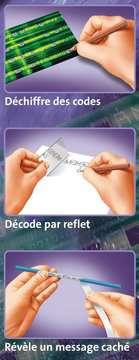 Mini-Messages et Codes secrets Jeux scientifiques;Technologie - Image 6 - Ravensburger