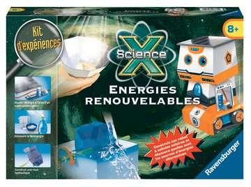 Midi-Energies renouvelables Jeux scientifiques;Technologie - Image 1 - Ravensburger