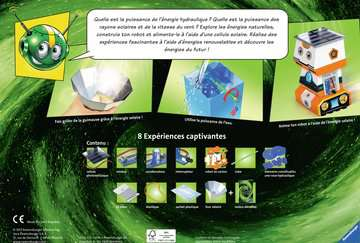 Midi-Energies renouvelables Jeux scientifiques;Technologie - Image 2 - Ravensburger