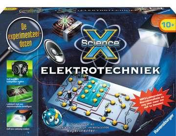 ScienceX® - Elektrotechniek Hobby;ScienceX® - image 1 - Ravensburger