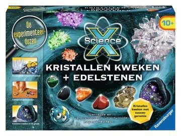 ScienceX® - Kristallen kweken en edelstenen Hobby;ScienceX® - image 1 - Ravensburger