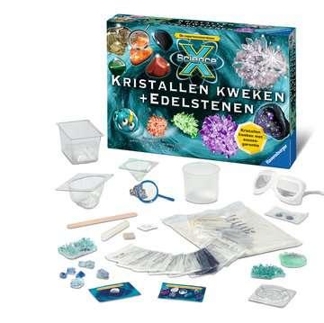 ScienceX® - Kristallen kweken en edelstenen Hobby;ScienceX® - image 2 - Ravensburger