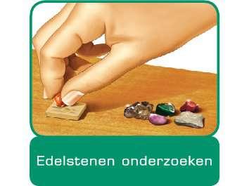 ScienceX® - Kristallen kweken en edelstenen Hobby;ScienceX® - image 4 - Ravensburger