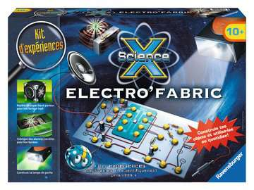 Maxi-Electro Fabric Jeux scientifiques;Technologie - Image 1 - Ravensburger